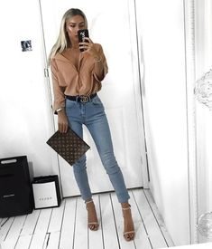 f5400269937a1 Lunch Date Outfit, Date Outfit Casual, Date Outfits, Night Outfits, Fashion  Outfits