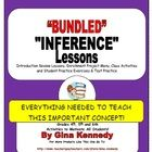 """$7.50 Value  I have bundled all of my """"Inference Products"""".  In this bundle you will find everything you need to teach this important reading conce..."""