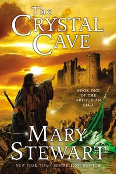 The Crystal Cave by Mary Stewart.  First in her Merlin series.  damn good series...wonderful books..we read again....