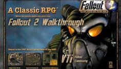 Fallout 2 Walkthrough