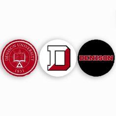 Denison Small Spirit Buttons
