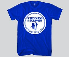 5 Second Of Summer Derping Since 2011 Unisex T-shirt Funny and Music 5sos Merchandise, Cool Hoodies, Derp, 5 Seconds Of Summer, Custom Shirts, Casual Outfits, Unisex, Funny, Mens Tops