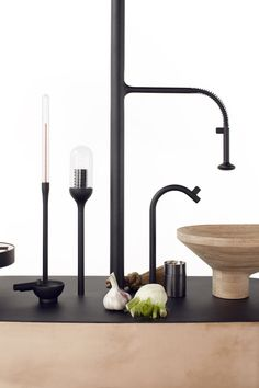The Microbial Home: a Philips Design Probe by Cédric Bernard, via Behance