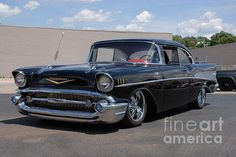 There's nothin quite like a '57 Chevy