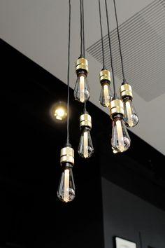 Nouveauté dans notre showroom, par BUSTER + PUNCH #ouestluminaires #showroom #lentilly #lyon #rhone #design #créateur #luminaires #lighting #light #busterpunch #buster #punch