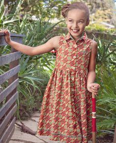 Tween Laverne Dress (C)
