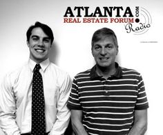 Aaron Schulte of Atlanta Fine Homes Sotheby International Realty is our guest on today's Atlanta Real Estate Forum Radio Show.