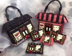 New Piano Bar bag collection are now in stock at Beretun Designs Brighton