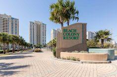 Beach Colony Condo, Perdido Key FL Real Estate Sales -