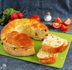 Húsvéti sós kalács recept - Receptneked.hu