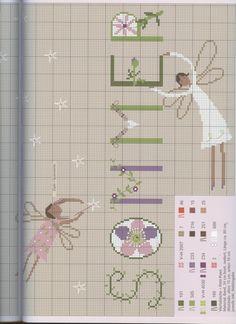 cross stitch / Gallery.ru / Фото #42 - Florales - Orlanda