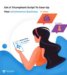 On the online platform, the best eCommerce script will lucrative your business. We Trioangle dispense the best script with the technical support to pioneer the market with all the required features. Ecommerce Software, Software Online, Ecommerce Platforms, App Development, Mobile App, Online Business, Script, Apps, Social Media
