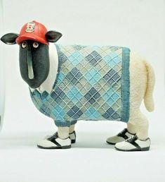 Edinburgh, Sheep, Ornaments, Ebay, Christmas Decorations, Ornament, Decor