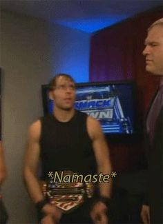 Tumblr @TheDeanAmbrose
