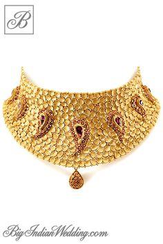 Azva bridal jewellery