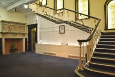 Armada House celebrates 10 years as Brisol city centre's leading conference and events venue Event Venues, Wedding Venues, Bristol City Centre, Meeting Venue, 10 Years, Stairs, Celebrities, Conference, House