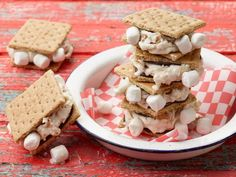 Get The Frozen S'more Recipe from Food Network