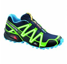 SPEEDCROSS Salomon's iconic running shoe that brought speed to the trails! Light, fast, and featuring a super precise fit, the SPEEDCROSS 3 can provide the ultimate grip in any conditions. Trail Shoes, Trail Running Shoes, Salomon Speedcross 3, Salomon Shoes, Racing Shoes, Men Style Tips, Outdoor Outfit, Sports Shoes, Buy Shoes