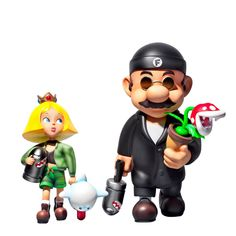 Super Professional by Fool's Paradise (Jun 2018) #superprofessional #fatsuma #foolsparadise #supermario #leontheprofessional #leon #awesome #cool #instacool #beautiful #beauty #amazing #love #instalove #fun #art #instagood #collectible #toy #new