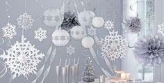 Winter Wonderland Theme Party - Winter Wonderland Decorations ...