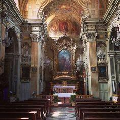 Eglise San Barnaba, #Modena - Instagram by @carnetdescapade