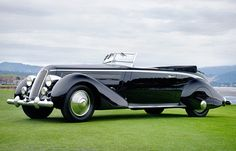 10 Winning Cars from the 2016 Pebble Beach Concours d'Elegance   Slideshow