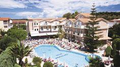 Hotel Contessina Zante Birmingham Airport Thomson Holidays Zakynthos Greece Package Deal
