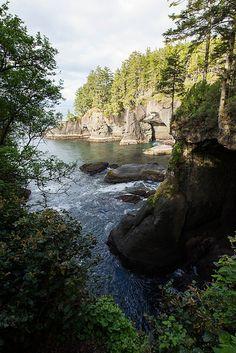 Olympic Backpacking - Olympic National Park, Washington