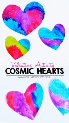 Valentine Activity | Valentine Craft | Toddlers | Preschoolers