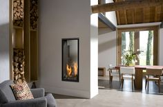 De #Bellfires Vertical Bell Medium Tunnel 3 is een prachtige verticale inbouw…