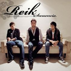 Reik-because they have cute, romantic, Spanish melodies.