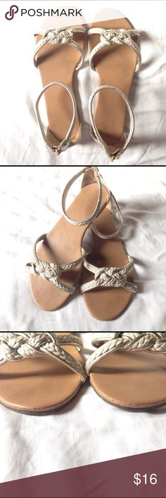 Forever 21 Nautical sandals Forever 21 nautical sandals. forever 21 Shoes Sandals