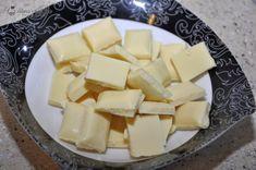 Tort cu crema caramel si crema de ciocolata cu cafea — Alina's Cuisine Creme Caramel, Dairy, Cheese, Desserts, Backyard, Food, Pies, Tailgate Desserts, Creme Brulee