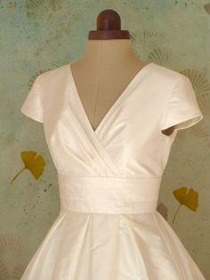Patron couture robe de cocktail gratuit