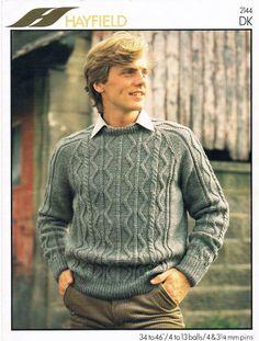 20ece9024842 145 Best Vintage Knitting Patterns images