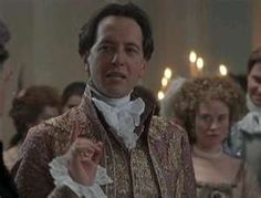 Richard E Grant as the Scarlet Pimpernel, one of Celeste's family skeletons The Scarlet Pimpernel, Elizabeth Mcgovern, Tom Hughes, Mackenzie Foy, Into The Fire, Laughing And Crying, Cravat, Jane Austen, Great Movies