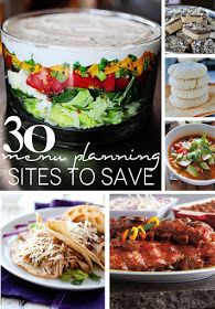 Happy Organized Life: The Best of Menu Planning