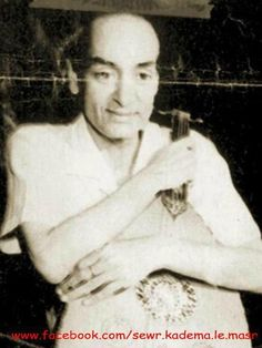 Mohamed fawzi,,a few days b4 death.....his weight was 35KG !! He suffered from unknown pain in that time ( cancer )... Dead in 1966 (48 years old)...