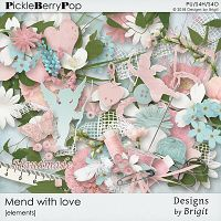 Mend with love elements