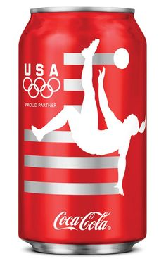 Coca Cola 2012 Olympics Cans | The Inspiration Room- The Silhouette of my cousin Alex. I guess I need to buy some coke.