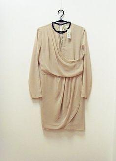 Kup mój przedmiot na #vintedpl http://www.vinted.pl/damska-odziez/krotkie-sukienki/18786456-wymiana-160-zl-sukienka-river-island-szyfonowa-drapowana-brudny-pudrowy-roz-34-36