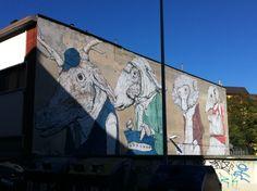 Street Art. Torino