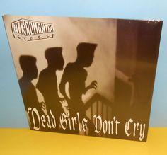NEKROMANTIX dead girls don't cry LP Record Vinyl SEALED