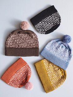 Ravelry: Resist Hat pattern by Jess Schreibstein