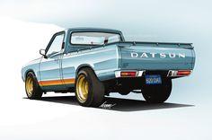 Datsun 620 PU
