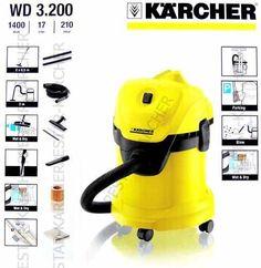 Aspiradora Kärcher (modelo Wd ) !!!!!!envio
