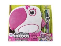 Blingoos Inkoos Parrot Was: £17.99 | Now: £5.99 – You Save: £12.00 (67%) http://tidd.ly/aeb0f39c