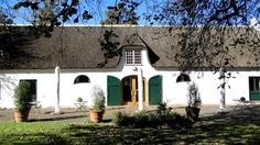 Wine Tasting in Stellenbosch - South Africa | Rustenberg Wine Estate