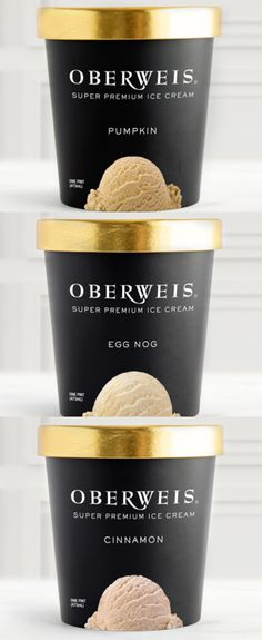 Oberweis Super Premium Ince Cream in yummy seasonal flavors...Peppermint, Egg Nog, and Cinnanmon. Need I say more? #oberweishomedelivery #oberweisicecream #simplythebest