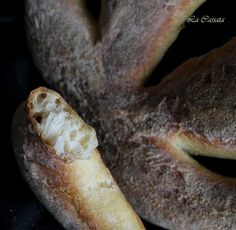 La Cassata: La fougasse senza glutine